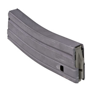 SIG Sauer AR-15/SIGM400/SIG516/SIG MCX 5.56 NATO Magazine 30 Rounds Aluminum Construction Gray Finish