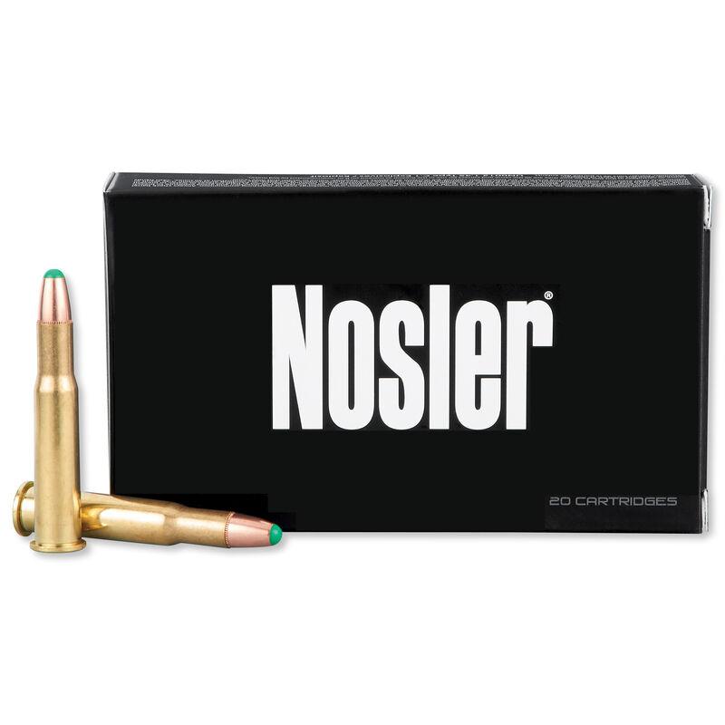Nosler .30-30 Winchester Ammunition 20 Rounds, NOSBT, 150 Grains
