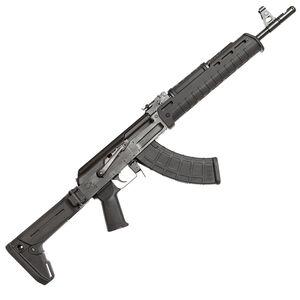 "Century Red Army C39v2 AK-47 Semi Auto Rifle 7.62x39 16.5"" Barrel 30 Rounds Magpul Zhukov-S Handguard and Folding Stock MOE Grip Black"