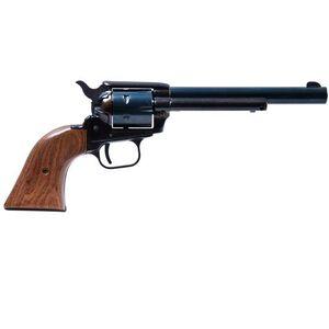 "Heritage Rough Rider Revolver .22 LR/.22 Mag 6.5"" Barrel Cocobolo Grip Blued R22MB6BX"
