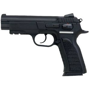"EAA Witness P Full Size Semi Automatic Handgun .45 ACP 4.5"" Barrel 10 Rounds Polymer Frame Blued Finish 999163"