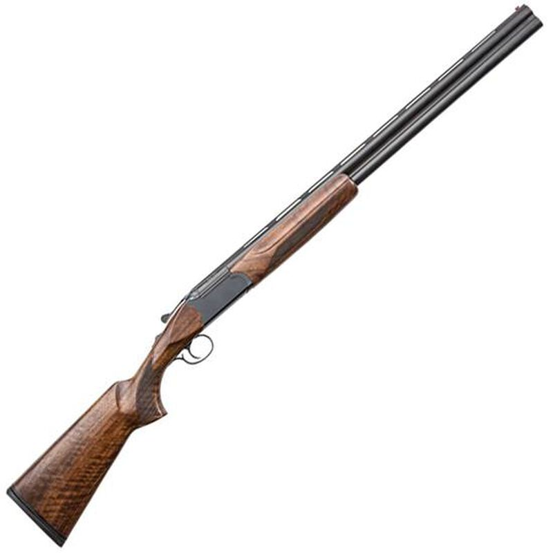 "Charles Daly 204X Field 12 Gauge O/U Break Action Shotgun 28"" Barrels 3"" Chambers 2 Rounds Extractors Walnut Stock Matte Blued"