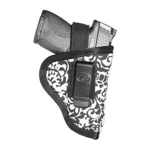 "Crossfire Shooting Gear Pulse Sub Compact 2"" 2.5"" Ambidextrous IWB/OWB Holster Nylon Spark"