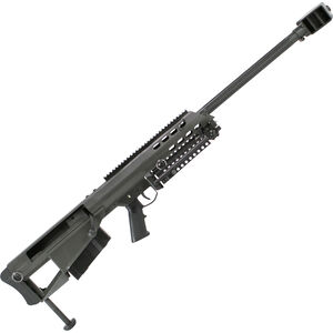 "Barrett Model 95 Bolt Action Rifle .50 BMG 29""Bbl 5rds Black"