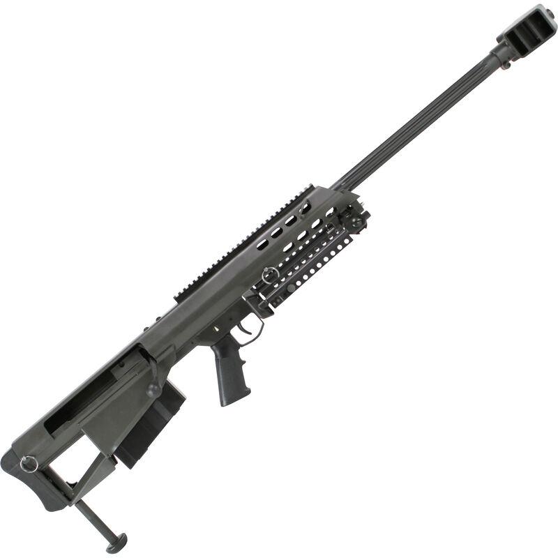 "Barrett Model 95 Bolt Action Rifle .50 BMG 29""Bbl 5rds Black"