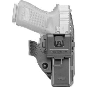Fobus Appendix Ambidextrous Adjustable Belt Clip Holster for Glock 26 & 27