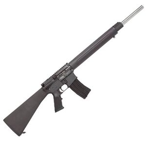 "DPMS Panther Bull 20 Semi Automatic AR-15 Rifle .223 Remington 20"" Bull Barrel 30 Rounds Black A2 Buttstock Black RFA2BULL20"