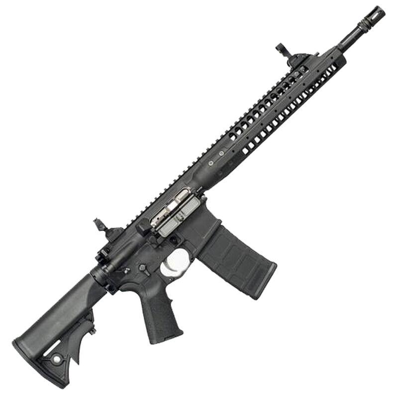 "LWRC IC-A5 AR-15 5.56 NATO Semi Auto Rifle, 14.7"" Barrel 30 Rounds, Gas Piston"