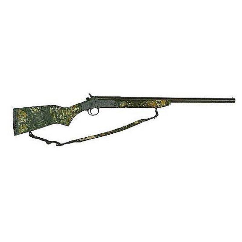H&R Pardner Single Shot Turkey Youth Shotgun 20 Gauge 22 ...