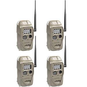 Cuddeback CuddeLink Long Range IR Value Bundle Model 11483 4 Pack