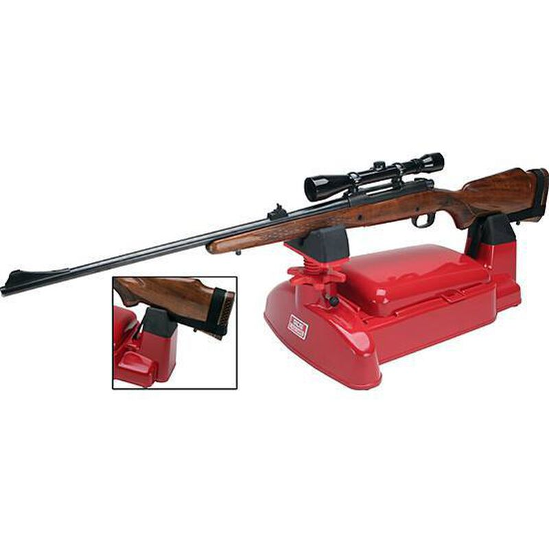 Shoulder Gard Rifle Rest Red