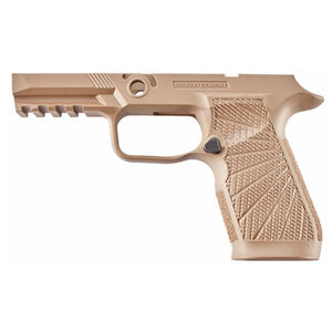 Wilson Combat Grip Module WCP320 Carry No Manual Safety Polymer Tan