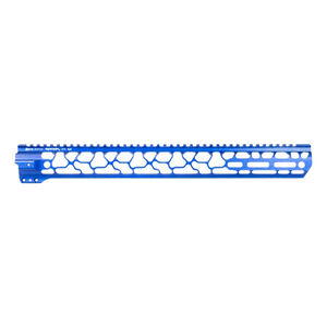 "ODIN Works 17.5"" M-LOK Blue Ragna Free Float Forend"