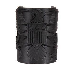 Mako MOJO Emblem U.S. Crest Insert, Black