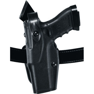 Safariland 6367 ALS/SLS Belt Holster Left Hand Fits S&W M&P 45 with Light Hardshell STX Tactical Black