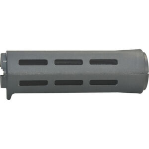 B5 Systems AR-15 Carbine Length Drop-In Style M-LOK Compatible Handguard Polymer Gray