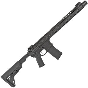 "Noveske Rifleworks Gen 4 Infidel Semi Auto Rifle 5.56 NATO 13.7"" Barrel 30 Rounds NSR M-LOK Free Float Hand Guard Magpul Stock/Grip Matte Black"