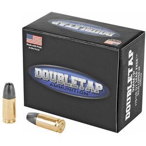 DoubleTap 9mm Luger +P Ammunition 115 Grain Lead Free Solid Copper Hollow Point 1275 fps
