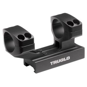 TRUGLO Tactical 1-Piece Scope Mount 30mm Black