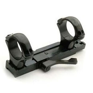 "SAKO TRG QD Optilock Mount 1"" Medium Height Blued"