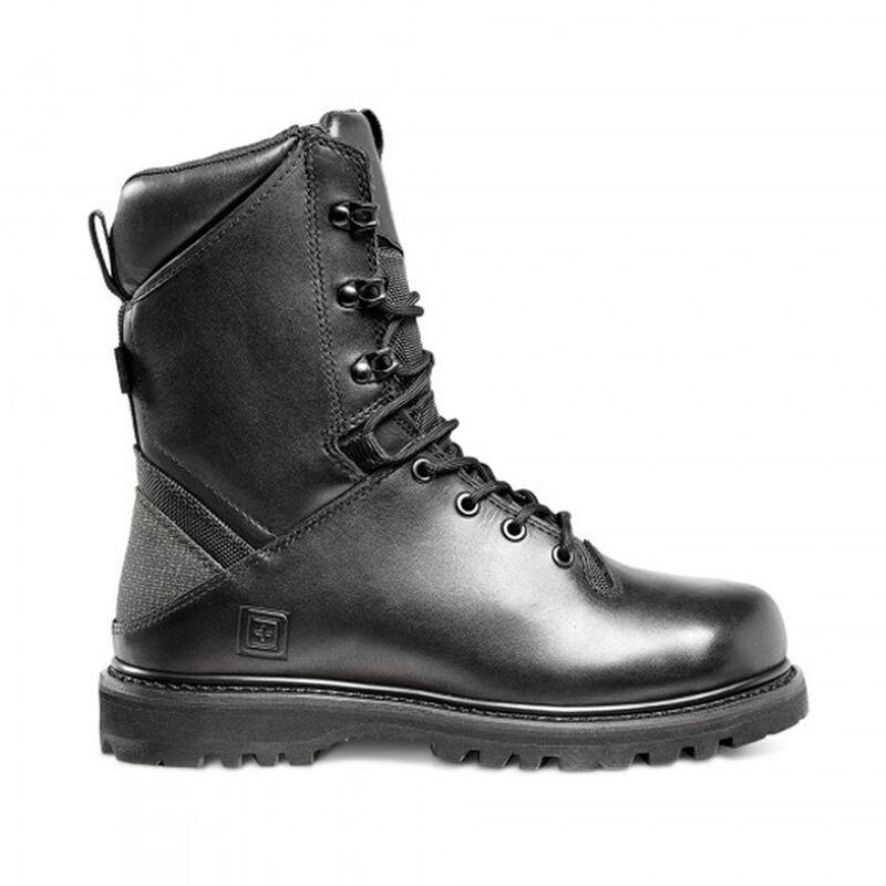 "5.11 Tactical Apex Waterproof 8"" Boots Size 10.5 Regular Black"