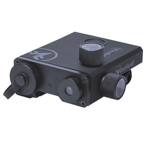 Firefield Charge XLT Green Laser Sight CR123A Battery Picatinny Mount Thermoplastic Housing Black