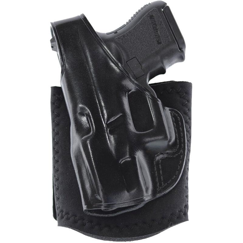 Galco Ankle Glove GLOCK 26, 33 Holster Left Hand Black