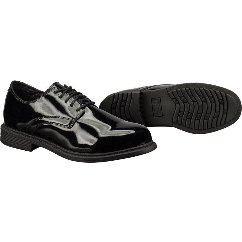 Original S.W.A.T. Dress Oxford Men's Shoe Size 6 Regular Clarino Synthetic Upper Black 118001-6