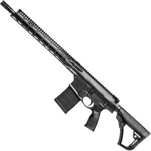 "Daniel Defense DD5v3 .308 Win AR Style Semi Auto Rifle 16"" Barrel 20 Rounds 15"" M-LOK Handguard Collapsible Stock Black"