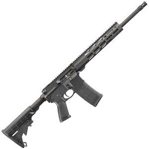 "Ruger AR-556 AR-15 Semi-Auto Rifle 16"" Barrel 30 Rounds M-LOK Handguard Black"