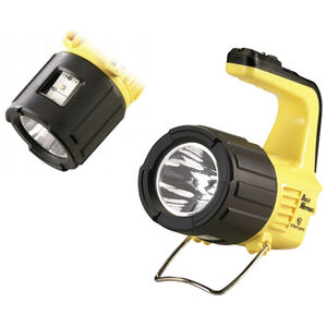 Streamlight Dualie Waypoint Spot/Area Light LED 1000 Lumen C Battery Polymer Yellow
