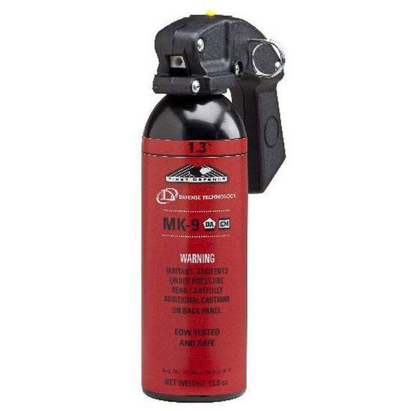 Defense Technology Law Enforcement Grade Pepper Spray 13.0 Ounce MK-9 1.3% Red 43953