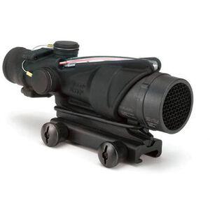 Trijicon ACOG TA31RCO-A4CP 4x32mm Scope Red Chevron Reticle Dual Illumination Black