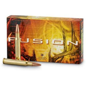 Federal Fusion .270 Win 150 Grain Bonded SPTZ 20 Rnd Box