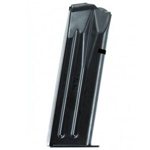 Rock Island Armory Full Size/Mid-Size Combo Pistol Magazine .22 TCM/9mm Luger 17 Rounds Double Stacked Steel Base Plate/Steel Body Blued Finish
