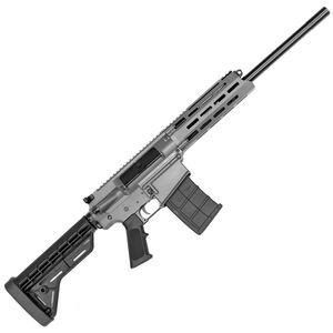 "JTS Group M12AR 12 Gauge Semi Automatic Shotgun 18.7"" Barrel 3' Chamber 5 Round Magazine Aluminum M-LOK Forend Polymer Furniture Gray"