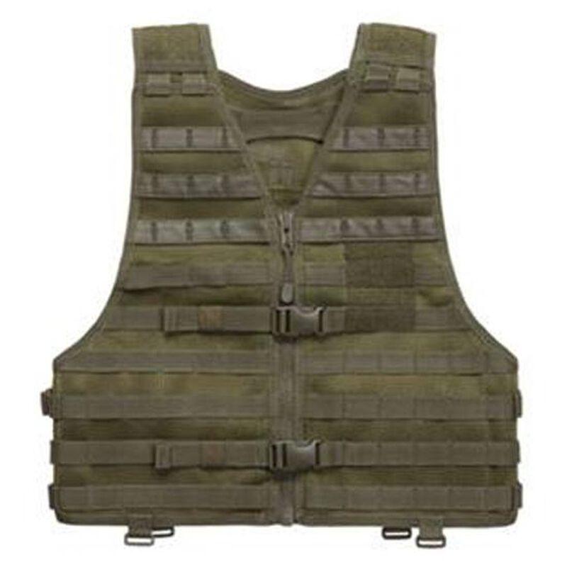 5.11 Tactical VTAC LBE Tactical Vest Size Regular Nylon TAC OD 58631