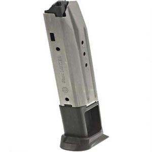 Ruger American Pistol Master Magazine 9mm Luger 10 Rounds Steel Black 90514