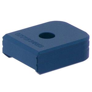 UTG PRO +0 Base Pad, HK VP9/P30 9/40, Matte Blue Aluminum