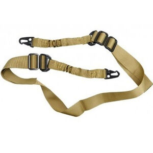 JE Machine Two-Point Bungee Sling Tan