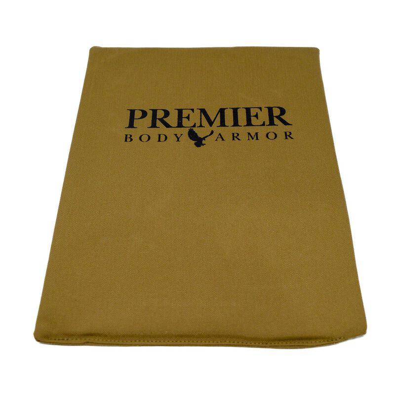 "Premier Body Armor Panel Vertx Courier 10.5""x14"" Tan"