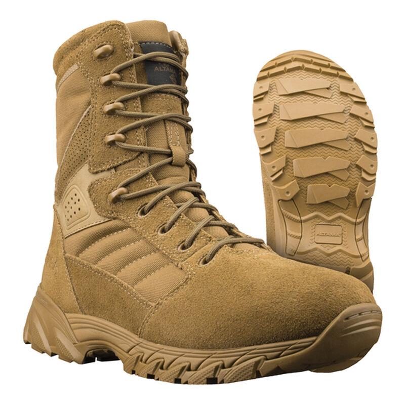 "Original S.W.A.T. Men's Altama Foxhound SR 8"" Coyote Boot Size 9 Regular 365803"