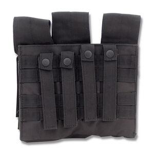 5ive Star Gear AKTP-5S AK47 Triple Magazine Pouch MOLLE Compatible Black