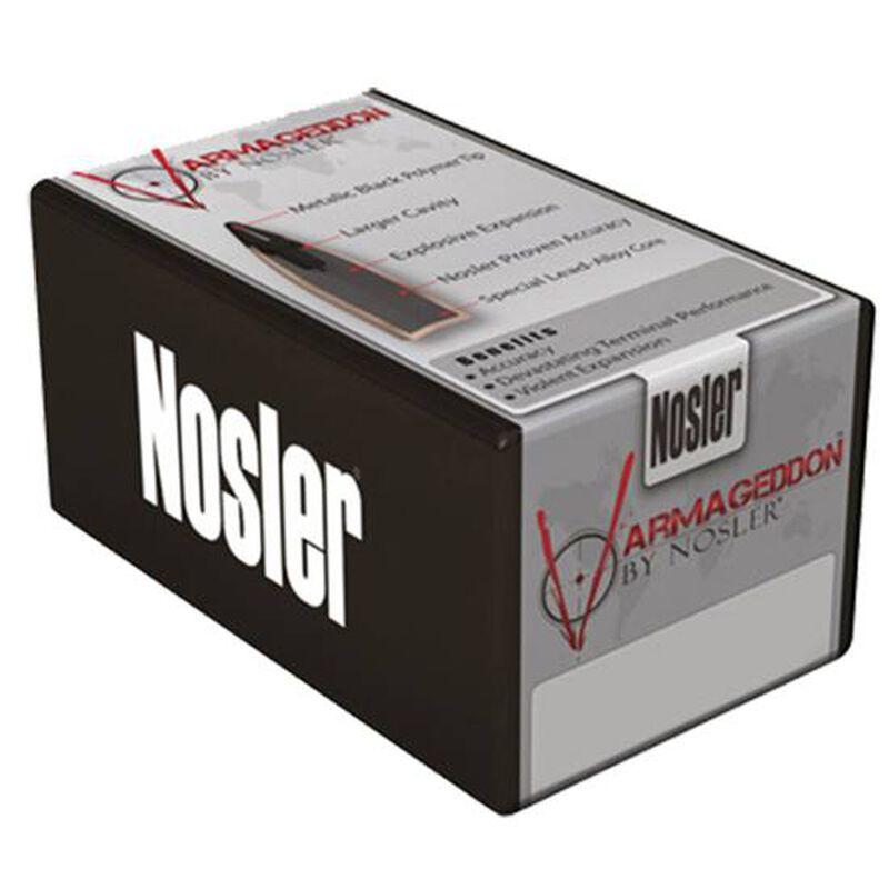 """Nosler Varmageddon Tipped Bullets .22 Caliber .224"""" Diameter 35 Grain Polymer Tip 100 Pack 36763"""