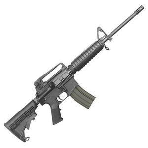 "Bushmaster AR-15 A3 Semi Auto Rifle .223 Rem/5.56 NATO 16"" Heavy Barrel 30 Rounds Adjustable Stock with Reomovable Carry Handle Black Finish 90280"