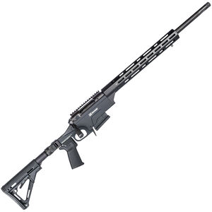 "Savage 10 Ashbury Precision Bolt Action Rifle 6.5 Creedmoor 24"" Barrel 5 Rounds Collapsible Folding Stock Black"