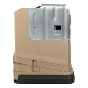 Lancer L7 Advanced Warfighter Magazine .308 Win/7.62 NATO 10 Rounds Polymer Opaque Flat Dark Earth