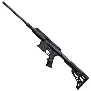 """TNW Aero Survival Semi Auto Rifle 10mm Auto 16"""" Barrel 10 Rounds Collapsible Stock Aluminum Black"""