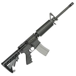 "Rock River Arms Tactical CAR A4 5.56 NATO Semi Auto Rifle 16"" Barrel A2 Front Sight Mil-Spec Hand Guard/Carbine Stock Matte Black"