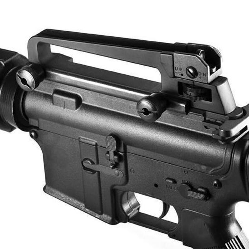 "Barska AR-15 Standard Carry Handle, 7"", Aluminum, Matte Black"